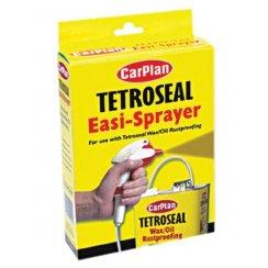 Tetrosyl Easi-Sprayer for wax oil rustproofing use