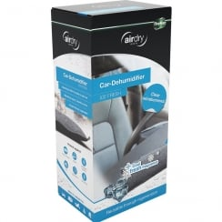 AirDry car dehumidifier pack with Ice Fresh fragrance - reduce window condensation