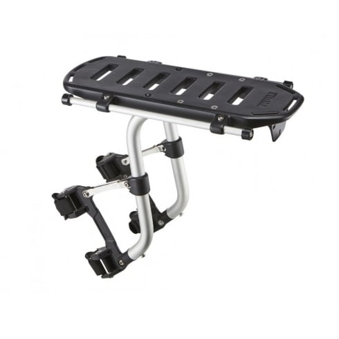 Thule 100090 Pannier Tour Rack for front and rear bike frame mounting