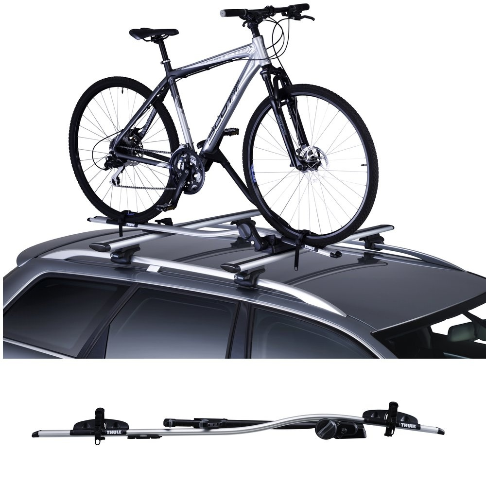 Thule 591 Single 20kg Rated Proride Roof Mounted Bike Carrier