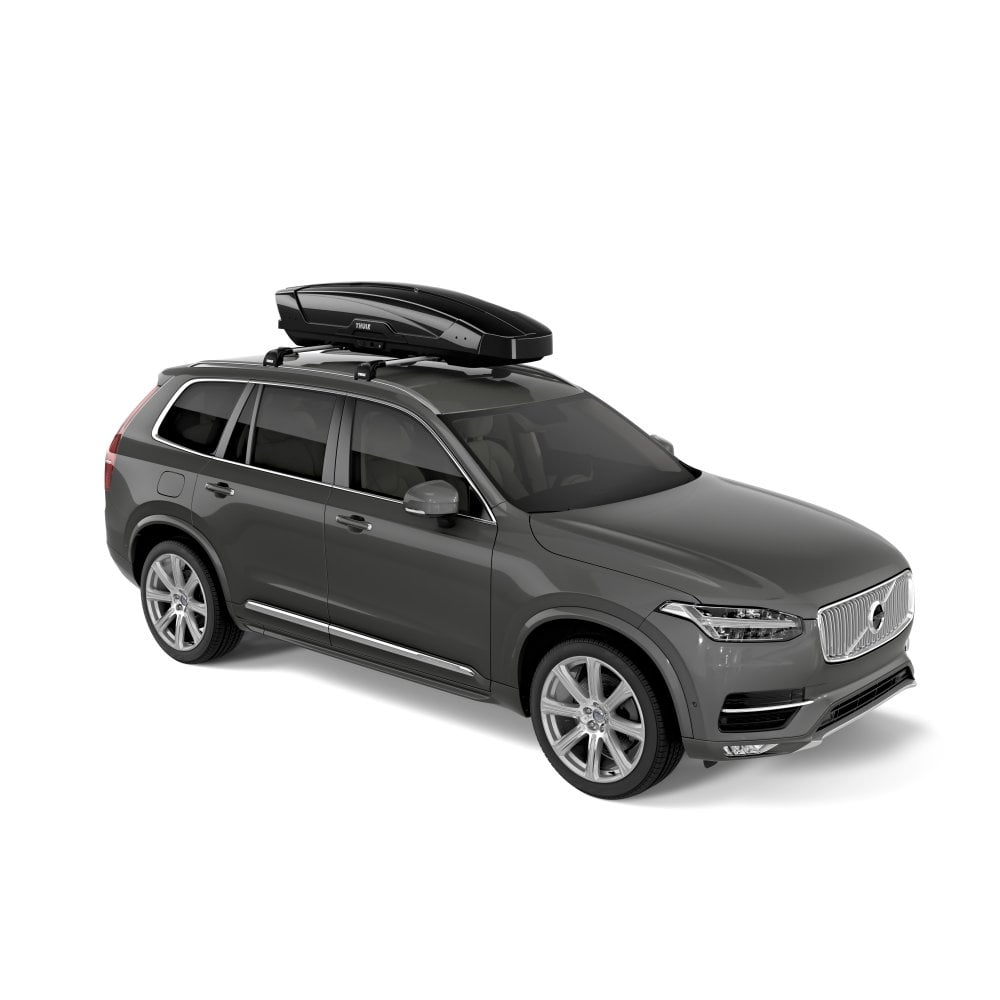 thule 629601 motion xt sport black roof box from direct. Black Bedroom Furniture Sets. Home Design Ideas