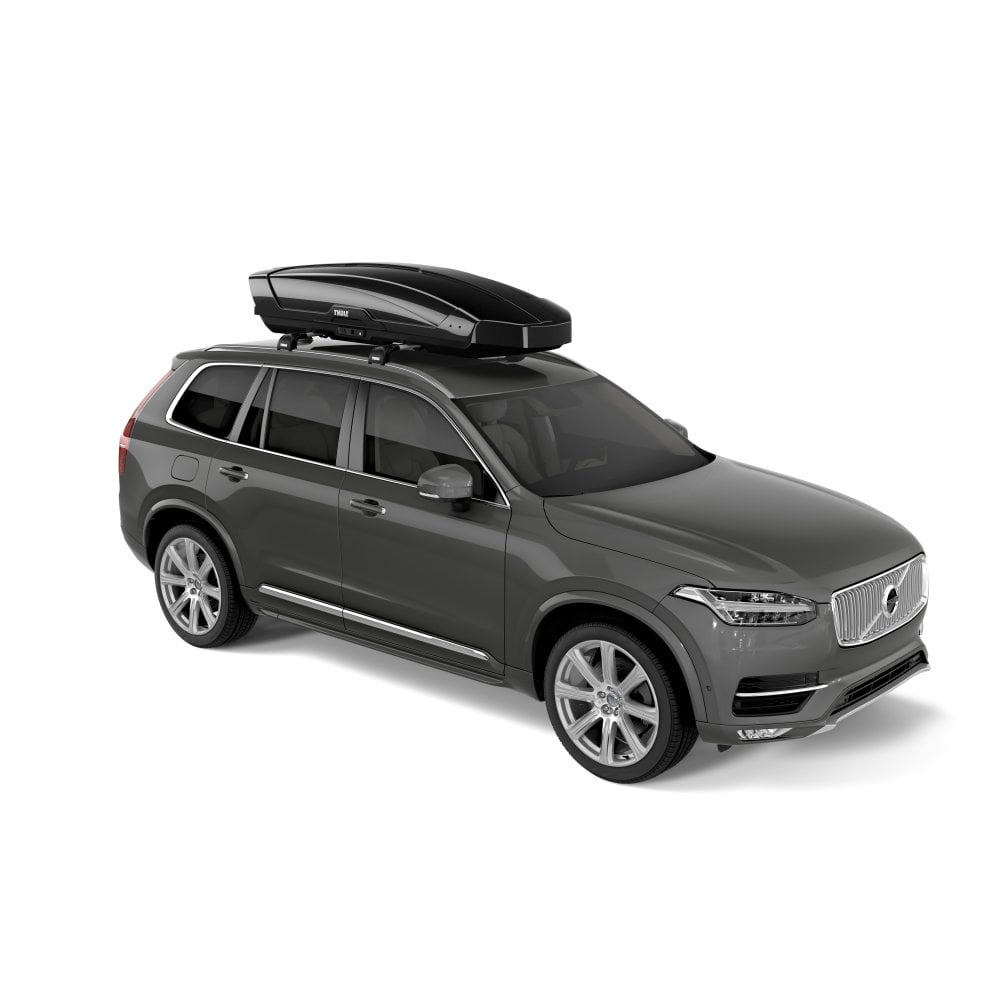 thule 629801 motion xt xl black gloss roof box from direct. Black Bedroom Furniture Sets. Home Design Ideas