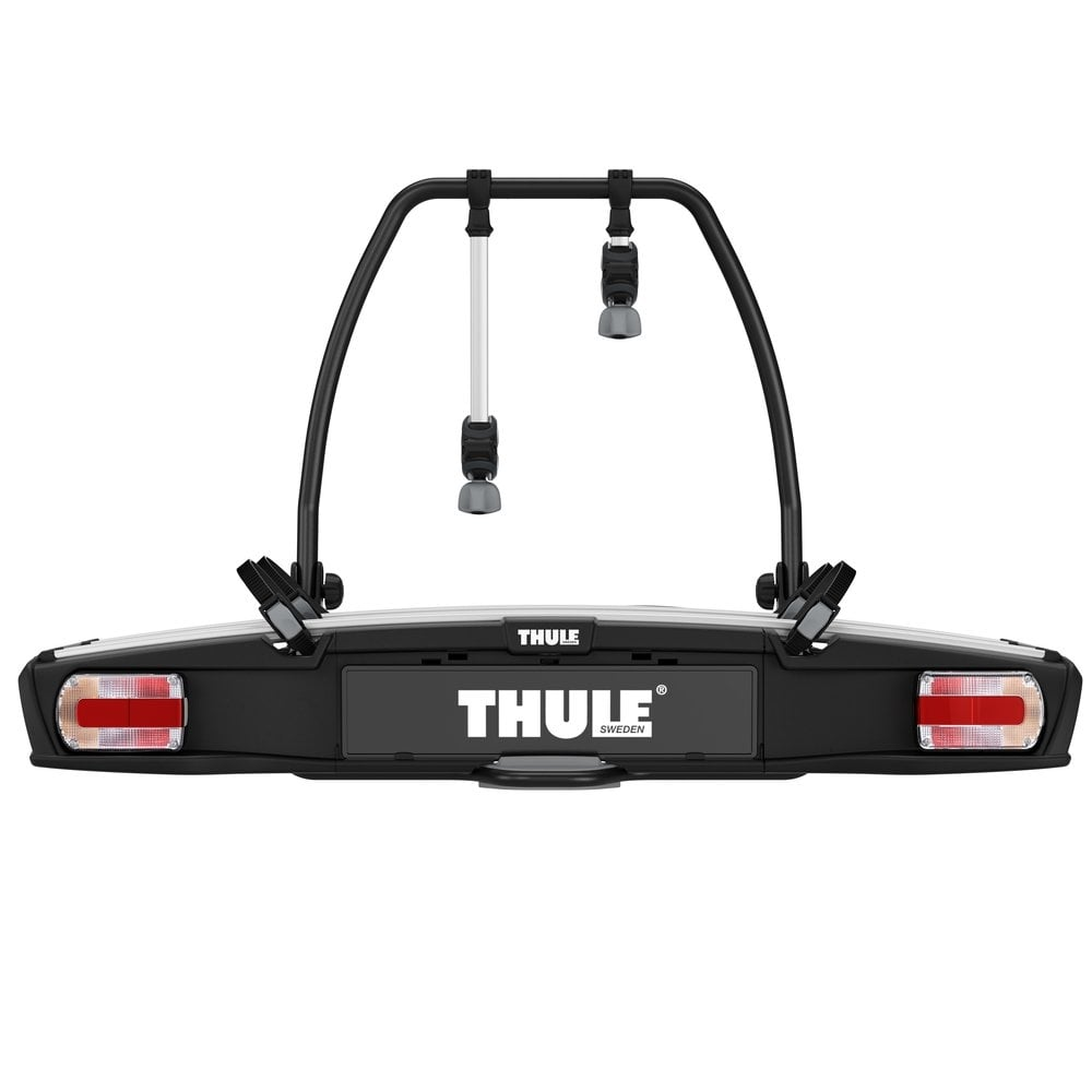 thule velospace 918 bike rack cycle carrier from direct car parts. Black Bedroom Furniture Sets. Home Design Ideas