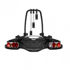 927 Velo Compact tow ball mounted 3 bike carrier - can be upgraded to 4 bike capacity