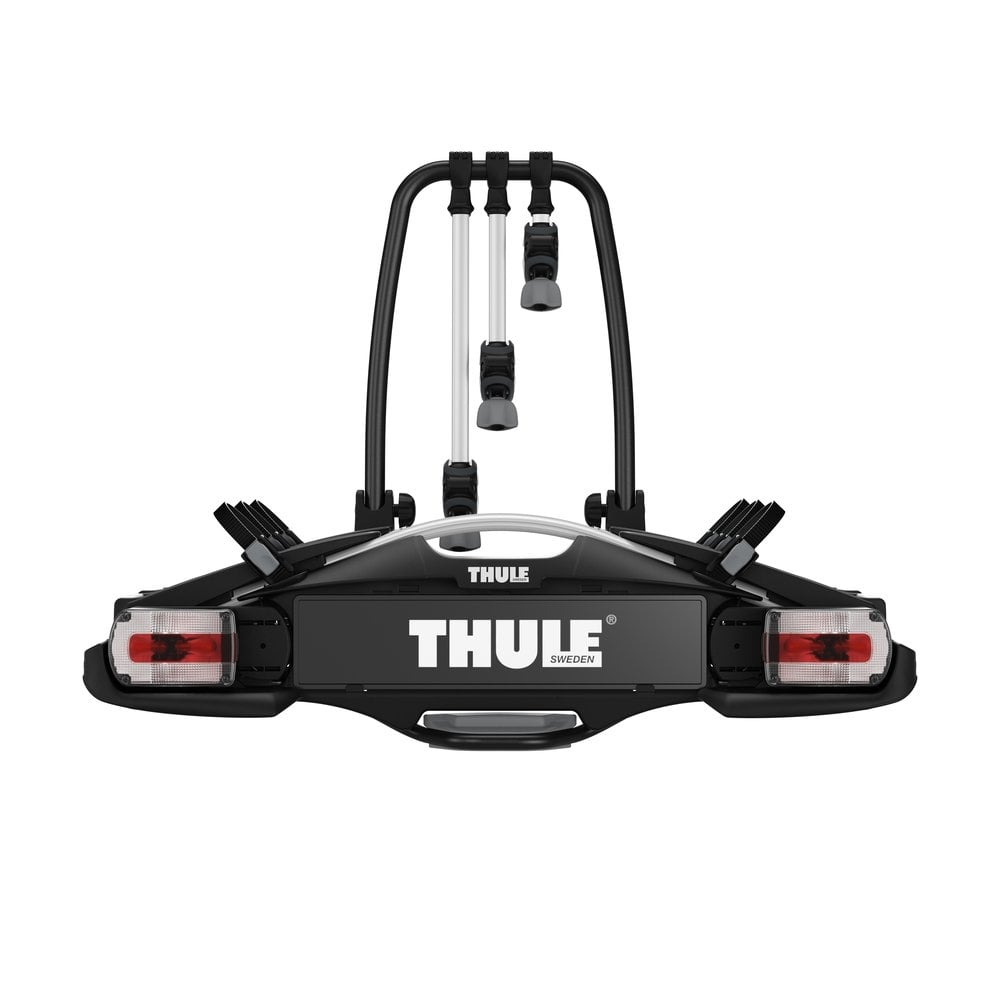 thule 927 velocompact tow bar 3 bike rack from direct car. Black Bedroom Furniture Sets. Home Design Ideas