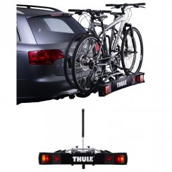 9502 RideOn bike carrier/ tow bar mount for 2 bikes