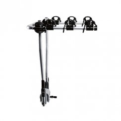 972 Hang-On 3 bike tow ball mounted tiltable rear cycle carrier