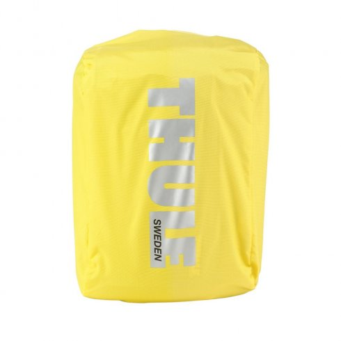 Thule Pack N Pedal bright yellow large pannier rain cover