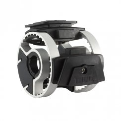 Pack N Pedal handlebar attachment mounting bracket
