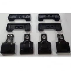 roof bar fitting kit 1322 for Ford Fiesta 3 door Hatchback 2003-2008