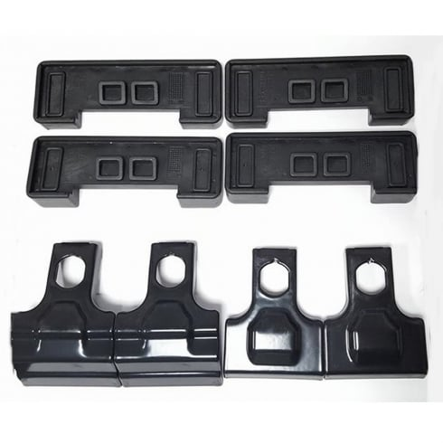Thule roof bar fitting kit 1417 for Audi A3 3 door Hatchback 2003> Audi A3 Sportback 5 door Hatchback 2004>