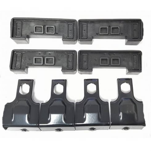 roof bar fitting kit 1686 for Audi A1 5 door Hatchback 2012>