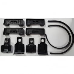 roof bar fitting kit 1710 for VW Golf MK7 2013>