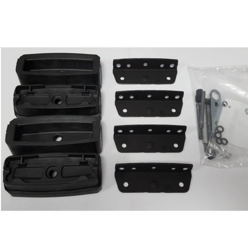 roof bar fitting kit 3136 for Mercedes C-Class (W205) 4 door Saloon 2014>