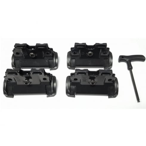 Thule roof bar fitting kit 4020 for Mini Countryman various models 2010>