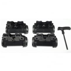 roof bar fitting kit 4044 for Honda Civic Tourer 5 door 2014>