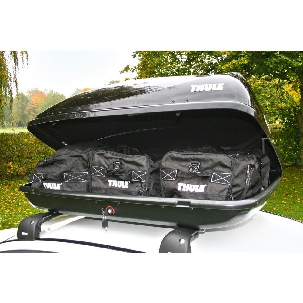 Thule Ocean 100 Car Roof Box From Direct Car Parts