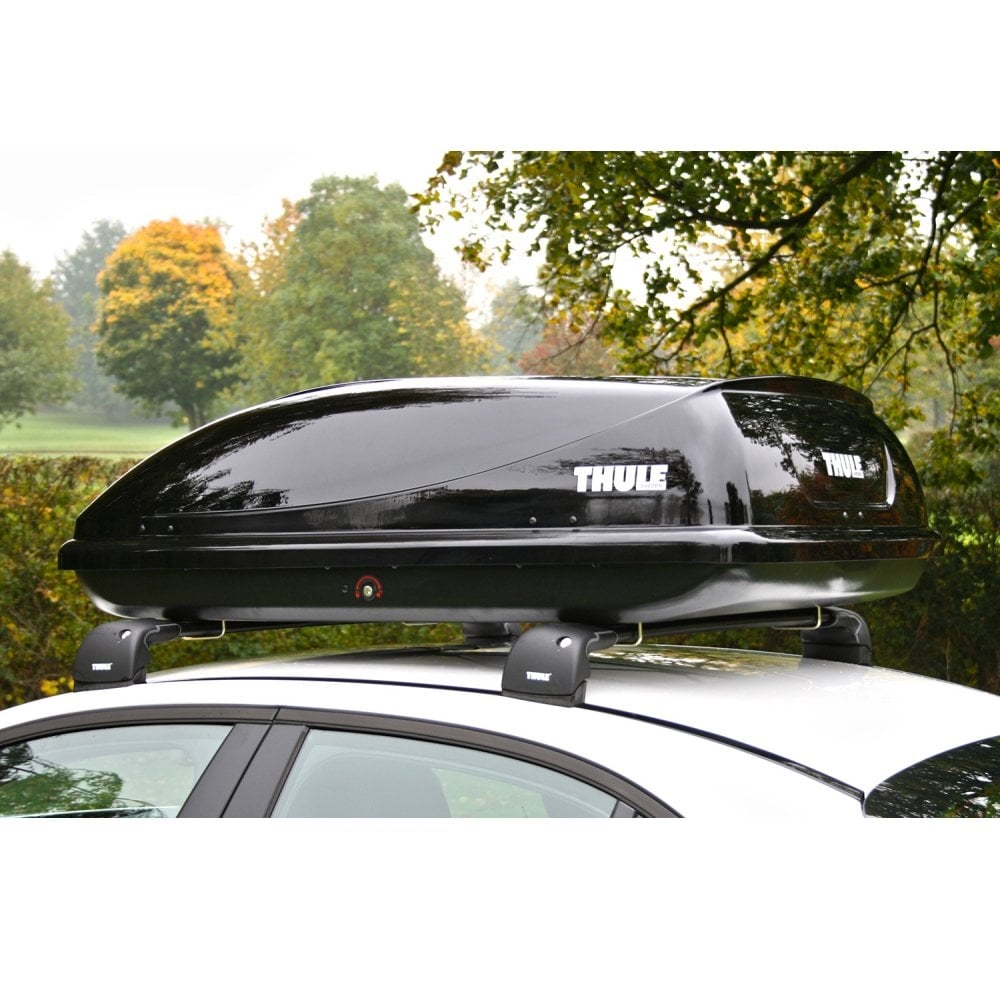 Thule Ocean 100 Car Roof Box From Direct Car Parts