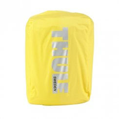 Thule Pack N Pedal small pannier rain cover - bright yellow