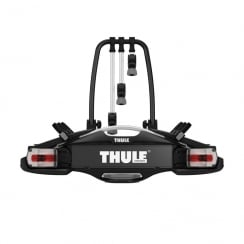 tow bar mounted 927 VeloCompact 3 cycle bike rack (can be upgraded to 4 bike)