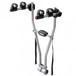 Xpress 970 simple to fit tow bar mounted bike rack