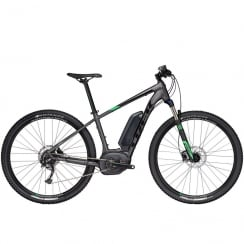 2018 Powerfly 4 electric mountain bike with Bosch Performance CX motor / 500wh battery - Matt Black