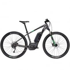 2018 Powerfly 4 electric mountain bike with Bosch Performance CX motor / 500wh battery - Matt Black