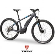 2018 Powerfly 5 electric mountain bike with Bosch Performance CX motor / 500wh battery - Charcoal/Black