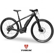 2018 Powerfly 7 electric mountain bike with Bosch Performance CX motor / 500wh battery - Charcoal/Black