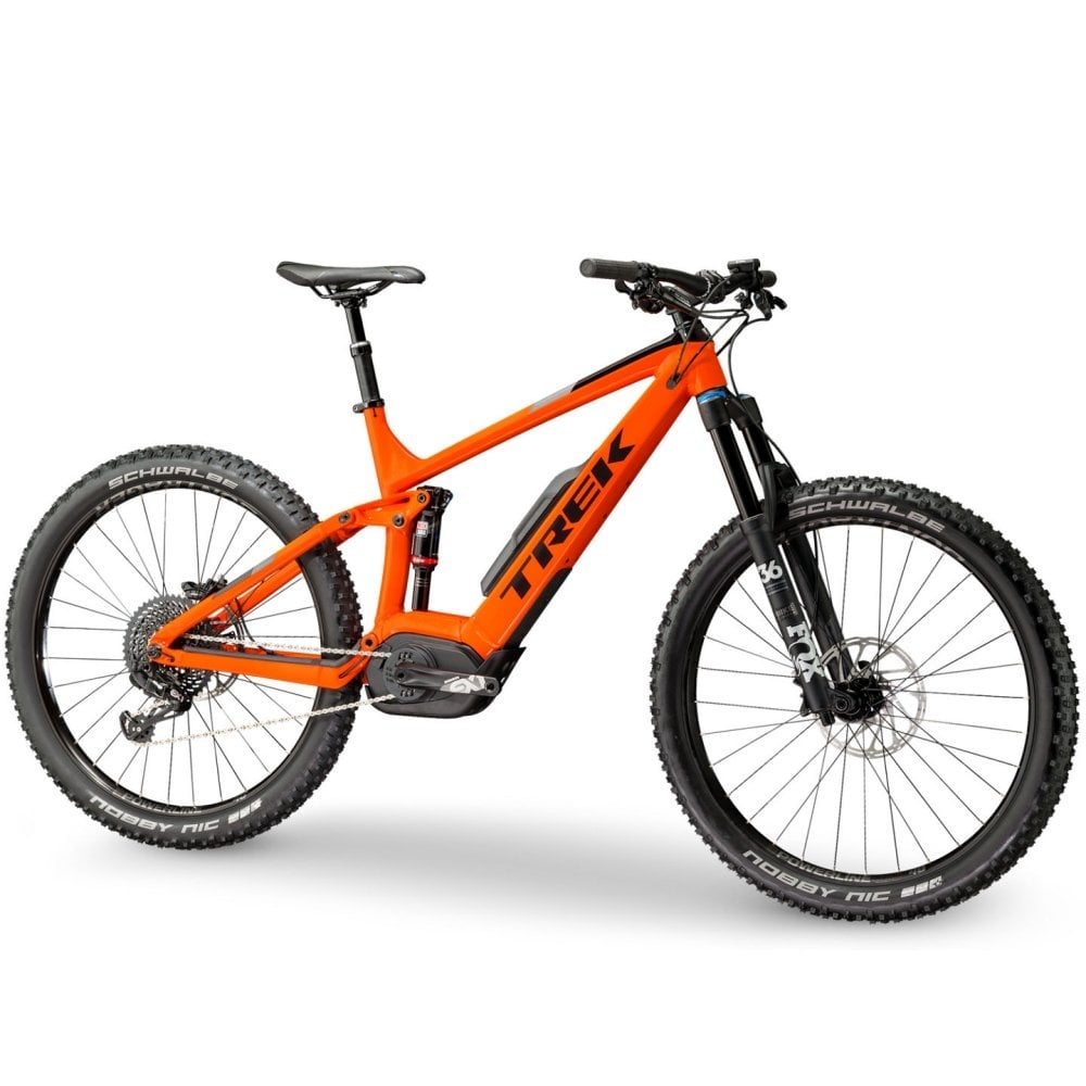 trek powerfly 9 lt full suspension electric mountain bike. Black Bedroom Furniture Sets. Home Design Ideas