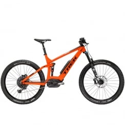 2018 Powerfly FS 9 LT full suspension electric mountain bike with Bosch Performance CX motor/ 500wh battery Roarange