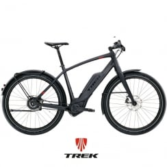 Super Commuter + 9 bike with Bosch Performance CX motor and 500wh battery