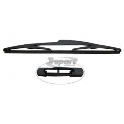 complete replacement rear wiper blade for 206, 307, Zafira, Clio