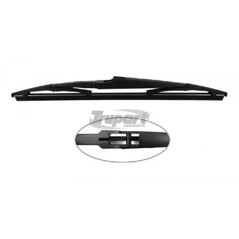 Trupart complete replacement rear wiper blade for Astra J