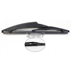 complete replacement rear wiper blade for Auris hatch, CT200h