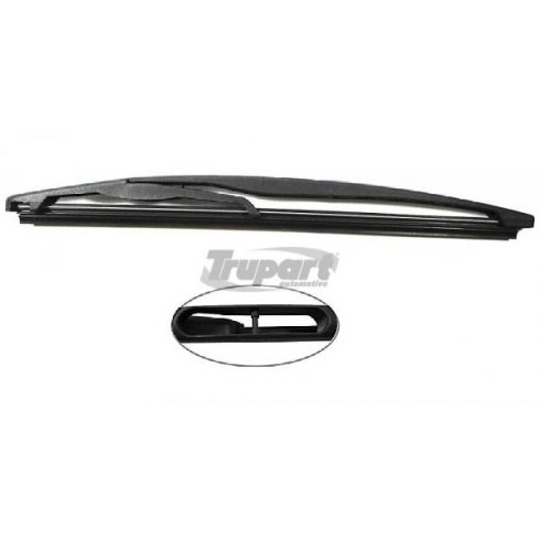 Trupart complete replacement rear wiper blade for Aveo