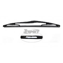 complete replacement rear wiper blade for Discovery