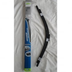 Silencio X-TRM VM455 2 x front wiper blades for Audi Q7 March 2006 onwards