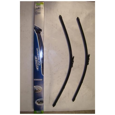 Valeo VM424 Silencio wiper blades set for Mercedes Sprinter / VW Crafter