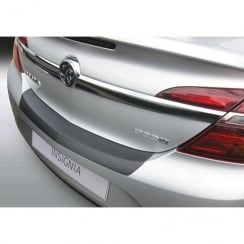 Vauxhall Insignia 4-5 door rear bumper protector October 2013 to Mar 2017