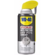Anti-friction dry PTFE lubricant with smart straw top