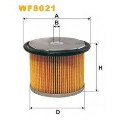 WF8021 Wix Fuel filter Citroen/ Peugeot 206