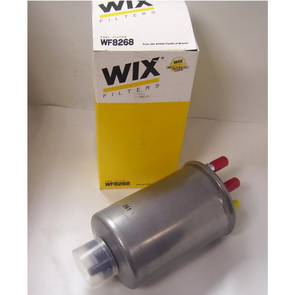 Wf8268 Fuel Filter Ford Focus Mondeo Exhaust