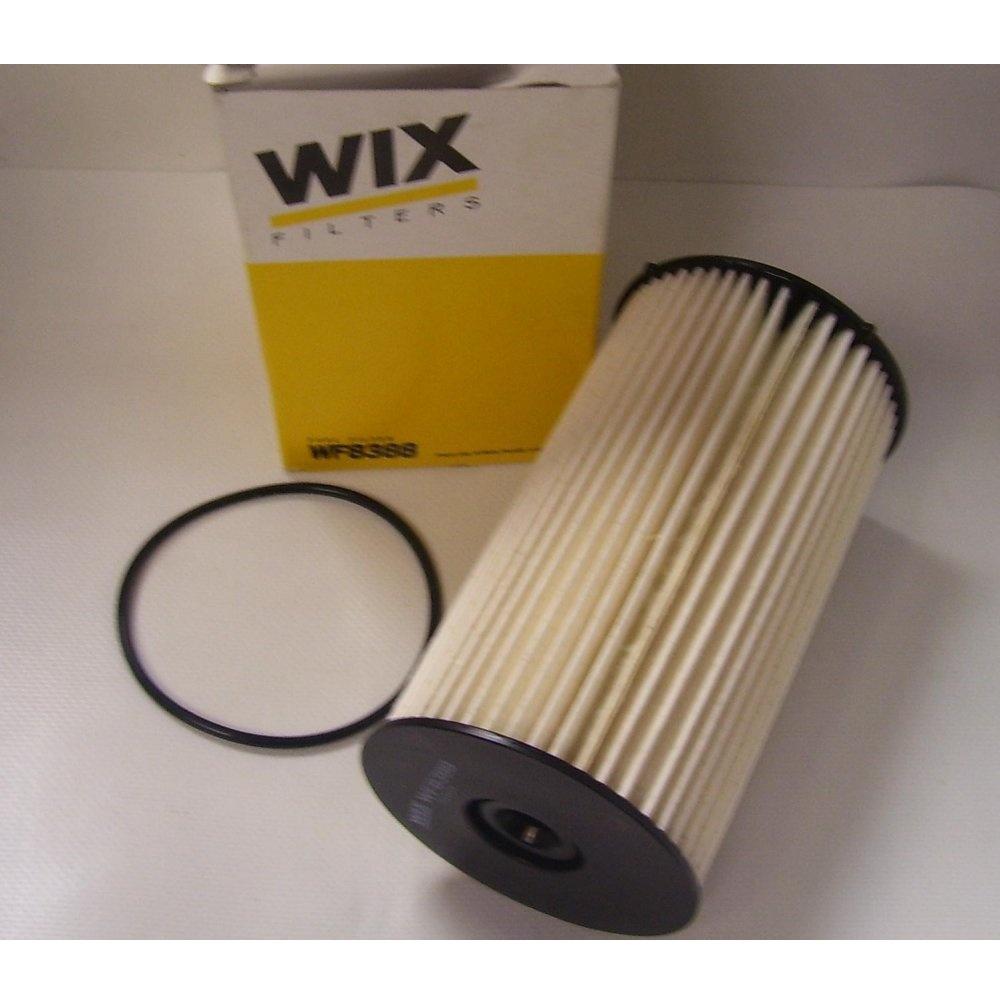 Wf8388 Fuel Filter Skoda Octavia Ii Vw Ufi System Filter