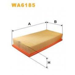 Wix WA6185 air filter - Citroen AX 1.4D; Peugeot 106; Expert