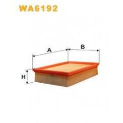 Wix WA6192 air filter - BMW 325i