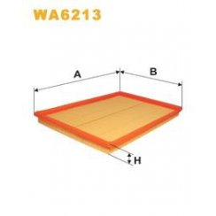 Wix WA6213 air filter - Vauxhall Astra