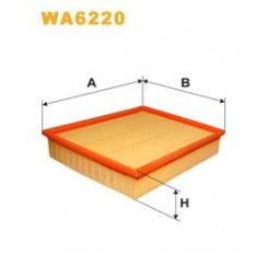 Wix WA6220 air filter - Audi A4 / A6 / BMW 530 / VW Passat