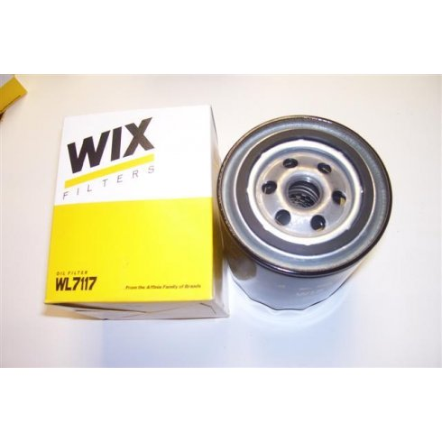 Wix Filters WL7117 Wix oil filter Landrover Defender / Discovery /