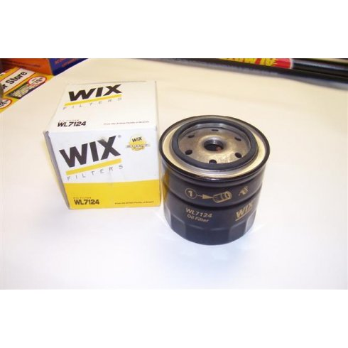 WL7124 Wix oil filter Volvo